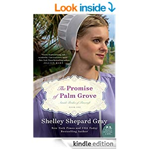 The Promise of Palm Grove: Amish Brides of Pinecraft, Book One (The Pinecraft Brides 1)