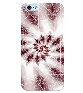 PrintDhaba PATTERN D-6979 Back Case Cover for APPLE IPHONE 6 PLUS (Multi-Coloured)