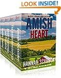 Amish Heart Short Story Collection (Amish Romance)(Hannah Schrock Amish Short Story Box Set)