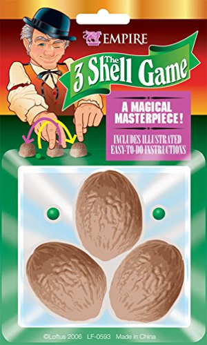 Empire Magic Three Shell Game
