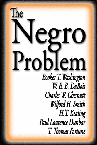 The Negro Problem written by Booker T. Washington