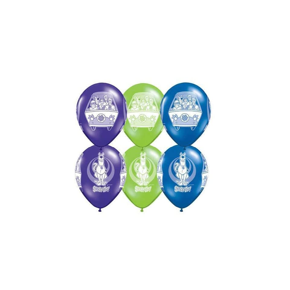 Character Balloons  11 Scooby Doo Mystery Machine