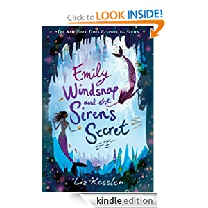 Kindle Daily Deal: Emily Windsnap and the Siren's Secret, by Liz Kessler, Sarah Gibb. Publisher: Candlewick; 1 edition (May 11, 2010)