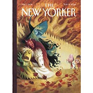 The New Yorker, November 3rd, 2008 (Margaret Talbot, Alexander Stille, Tom Bissell) | [The New Yorker]