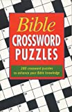 Bible Crossword Puzzles: 200 Crossword Puzzles to Enhance Your Bible Knowledge (0842300775) by Tyndale House Publishers