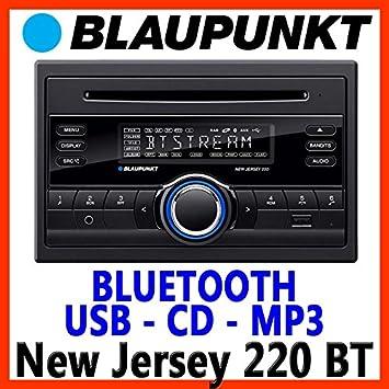 Blaupunkt Autoradio neuf Jersey 220 BT (EU)