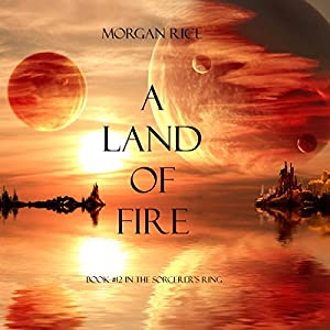 A Land of Fire Audiobook