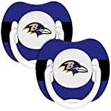 Baby Fanatic Pacifier, Baltimore Ravens