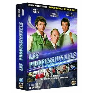 Les Professionnels - Coffret 1