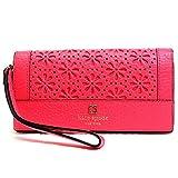 Kate Spade Linney Pink Wallet - WLRU2195