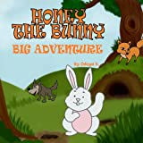 childrens books:Honey the Bunny  Big Adventure (childrens books series:Honey the Bunny)