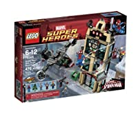LEGO Super Heroes Daily Bugle Showdown 76005 by LEGO Superheroes