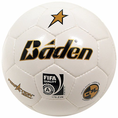 Baden Perfection Elite Official Size 5 Game Soccer