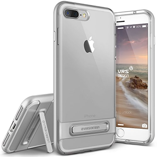 vrs-design-funda-iphone-7-plus-crystal-bumperplata-transparente-caseshock-absorcion-coverkickstand-p