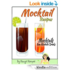Mocktail Recipes. Mocktails - Non Alcoholic Drinks