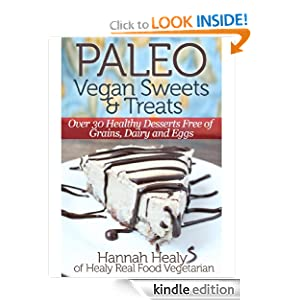 Paleo Vegan Sweets & Treats