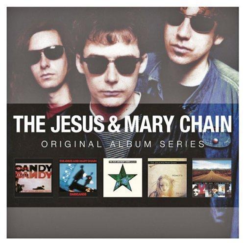 The Jesus & Mary Chain - Original Album Series (2009) [FLAC] Download
