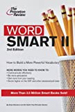 Princeton Review Word Smart II: How to Build a More Powerful Vocabulary (Princeton Review Series)