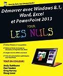D�marrer avec Windows 8.1, Word, Exce...