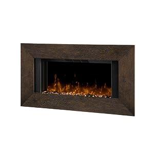 Dimplex DWF-1322MA3A Maddox Wall-Mounted Fireplace width=
