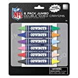 Dallas cowboys crayons drawing media arts for Dallas cowboys arts and crafts