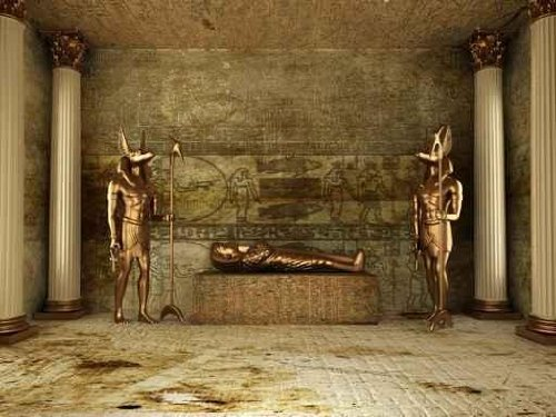Ancient egyptian bedroom decor 2017 2018 best cars reviews for Ancient egyptian tomb decoration