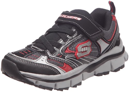 Skechers Extreme Flex Maximal Trainers Boys Black Schwarz (BKRD) Size: 5 UK (38 EU)