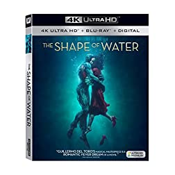 The Shape Of Water [4K Ultra HD + Blu-ray]