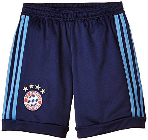 adidas-pantaloncini-corti-sportivi-fcb-blu-dark-blue-lucky-blue-s15-152-cm
