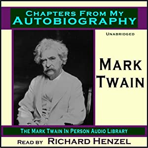 Chapters from My Autobiography | [Mark Twain]