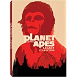 Planet of the Apes - The Legacy Collection (Five Discs) ~ Charlton Heston