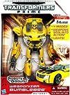 Transformers Prime Weaponizer  Bumblebee Figure
