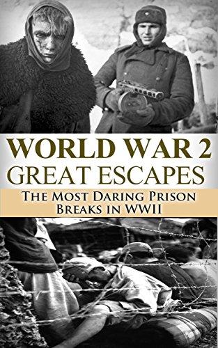 Free Kindle Book : World War 2 Great Escapes: The Most Daring Prison Breaks in WWII (World War 2, World War II, WW2, WWII, the Great Escape, Soldier Story, Auschwitz, Holocaust, Prisoner of War, Prison Break Book 1)