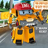 Robocar Poli - 83307 - Vehicle Transformable Mark - Orange