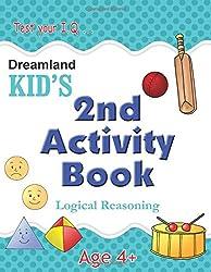 2nd Activity Book - Logic Reasoning (Kids Activity Books)
