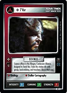 Star Trek Ccg 1e Mm Mirror Mirror T'vor 97c
