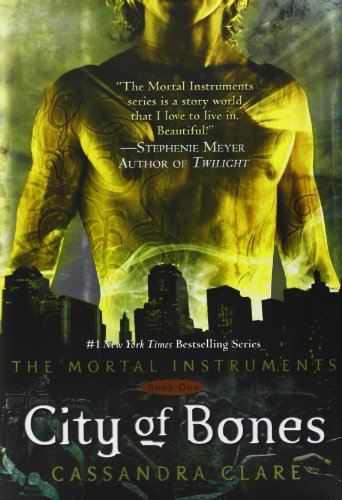 Cover of City of Bones (Mortal Instruments, Book 1)