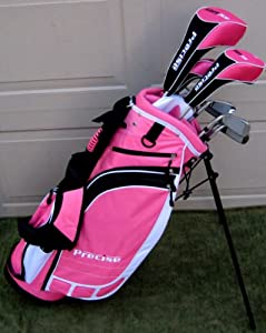 New Ladies Complete Golf Club Set for Petite Women 5