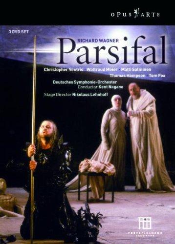Parsifal - Wagner (Kent Nagano) - DVD