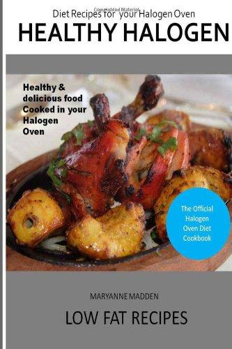 Healthy Halogen Oven Cookbook