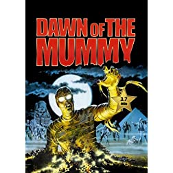 Dawn Of The Mummy [VHS Retro Style] 1981
