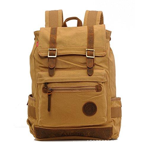 sechunk-zaino-canvas-cotone-multifunzione-a-tracolla-cartella-laptop-bag-borsa-borsa-di-lavoro-viagg