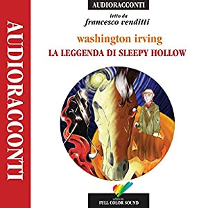 La leggenda di Sleepy Hollow Audiobook
