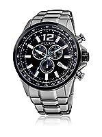 Akribos XXIV Reloj con movimiento cuarzo suizo Man AK619SS 49.0 mm