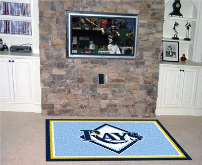 Rays 4' x 6' Area Rugs