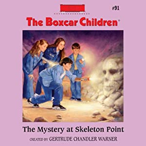 The Mystery at Skeleton Point Audiobook