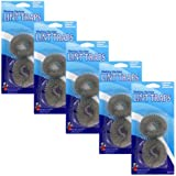 10 Washing Machine Lint Traps Aluminum Mesh With Clamps