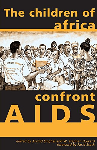 Children Of Africa Confront AIDS: From Vulnerability To Possibility (Ohio RIS Africa Series)