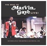 echange, troc Marvin Gaye - The Best Of Marvin Gaye Live!
