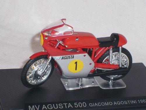 MV Agusta 500 Giacomo Agostini 1967 1/24 Altaya By ixo Modellmotorrad Modell Motorrad SondeRangebot